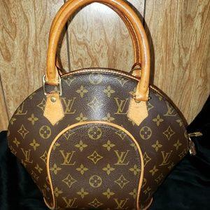Louis Vuitton Ellipse MM Bowler Octagon